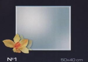Огледало №1 50х40