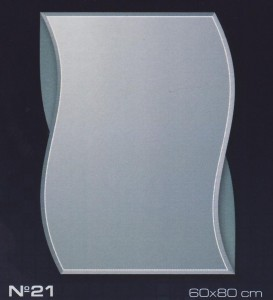 Огледало №21 60x80