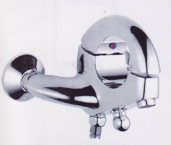 A6161-3  смесител вана +аксесоари