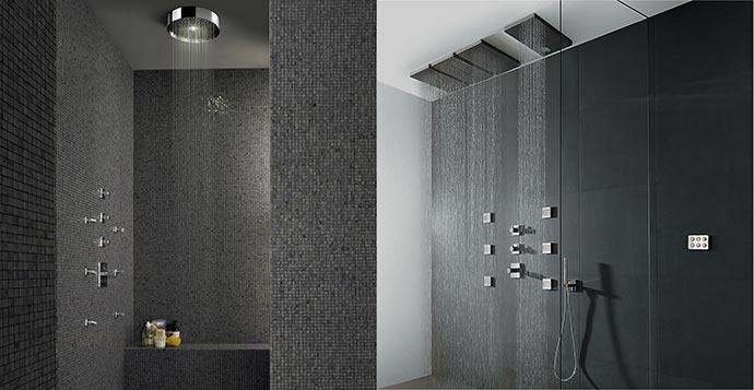 Избор на душ кабина