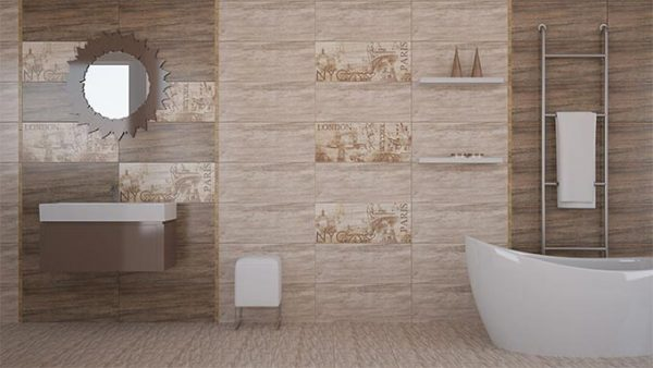 Теракота - избор за нашата баня