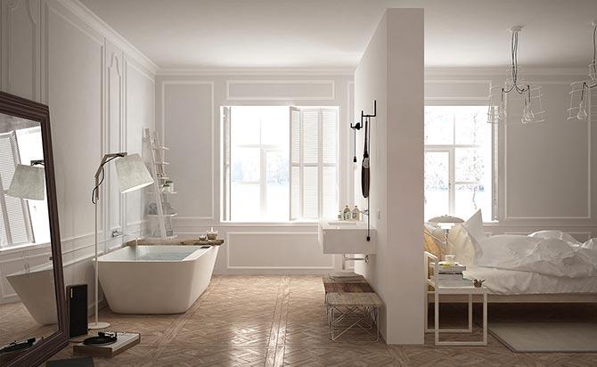 Как да постигнем желания подреден вид на нашата баня?