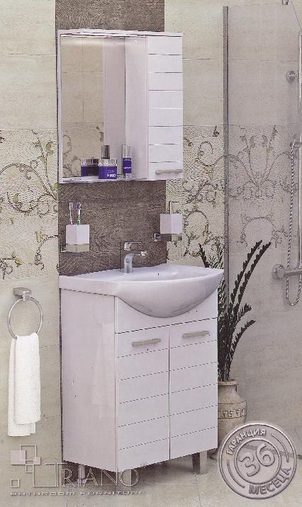 Мебели за баня Корнер-Триано-гр.Русе