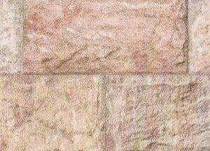релефен фаянс-тип камък